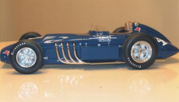 John Snowberger Race Cars